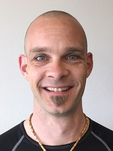 Massør Martin E. Larsen